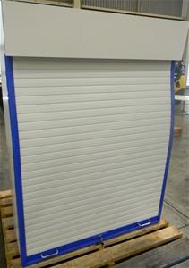 Cigarette Cabinet In White Laminate Finish With Lockable