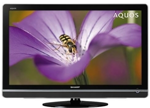 Sharp 40 inch Full HD 100Hz Aquos LCD TV  Model: LC40L650X