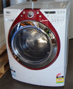Whirlpool 10kg Front Load Washing Machine Model