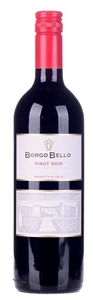 Borgo Bello Pinot Noir 2017 (6 x 750mL),