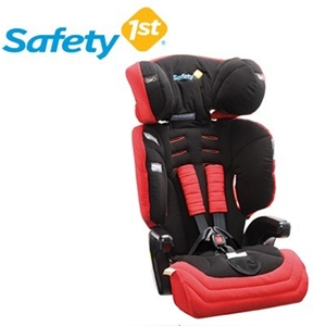 Safety 1st Custodian Plus Convertible Booster Seat With Air Protect