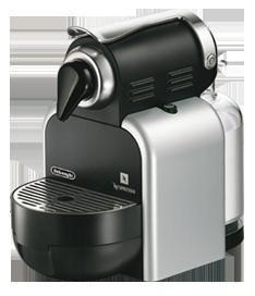 delonghi nespresso coffee machine en 95 s auction graysonline australia. Black Bedroom Furniture Sets. Home Design Ideas