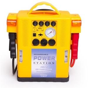 Buy Portable Jump Start Power Station Amp Air Compressor