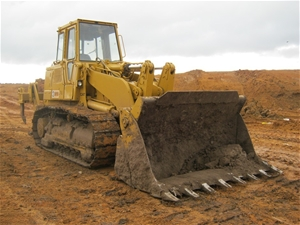 Track loader caterpillar 973 auction 0019 3004094 graysonline track loader caterpillar 973 publicscrutiny Choice Image