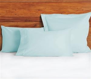 1200 TC European Pillow Cases Duck Egg B