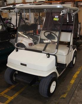 Yamaha Golf Cart Id Jg