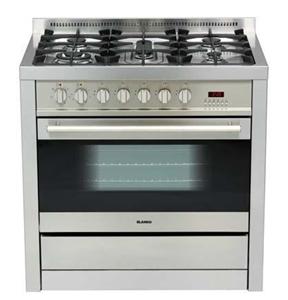 Blanco 90cm Stainless Steel Freestanding Cooker Model