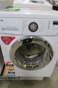 Front Load Washing Machine Lg Model Wd13020d1 Bby 7