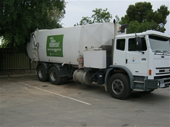 Garbage Truck Iveco Acco 2350g Auction 0002 3004436