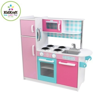 Buy Kidkraft Sundae Kitchen Pretend Play Kitchen Grays Australia