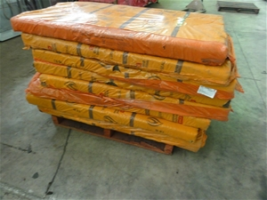 Qty of 8 wall insulation batts csr bradford fire seal for Fire rated insulation batts