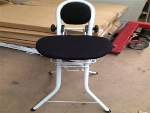 Awesome Folding Perching Stool Ironing Stool Machost Co Dining Chair Design Ideas Machostcouk