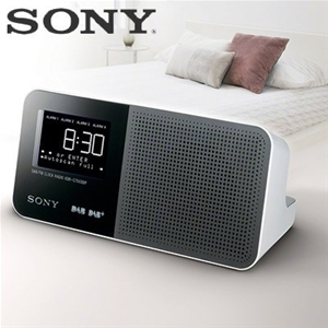 buy sony xdrc706dbp dab fm digital clock radio graysonline australia. Black Bedroom Furniture Sets. Home Design Ideas