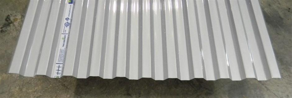 Suntuf Solar Smart Polycarbonate Roofing Greca Profile