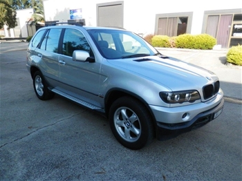 2001 bmw x5 147 970 automatic auction 0001 3005548 graysonline australia. Black Bedroom Furniture Sets. Home Design Ideas