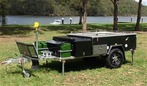 Kakadu Off Road Camper Trailer