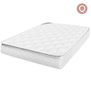 Pillow Top Pocket Spring Medium Firm Mattress Queen