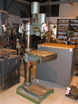 Unreserved Engineering Metal Fabrication Amp Auto Equipment