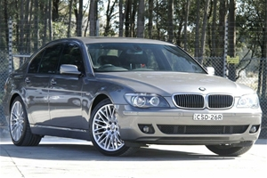 BMW I Sport E Sedan Auction GraysOnline - 2005 bmw 740i
