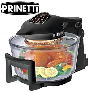 Halogen Countertop Oven Reviews : Buy Prinetti Digital Halogen Convection Oven - Black GraysOnline ...