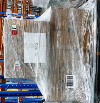 40 x pallets of assorted appliance stock