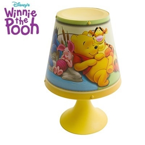 Buy disney winnie the pooh magic table lamp graysonline australia disney winnie the pooh magic table lamp aloadofball Images