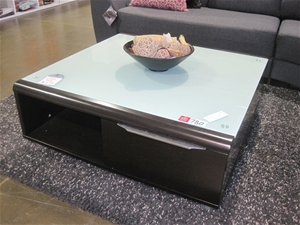 Square Coffee Table Glass Top.Square Coffee Table Glass Top Timber 2 Drawer Type A Asset
