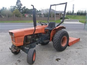 Massive Tractors Mowers And Farming Equipment Eofy Auction
