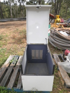 Custom Made Ute Fridge Box Auction 0020 7005225