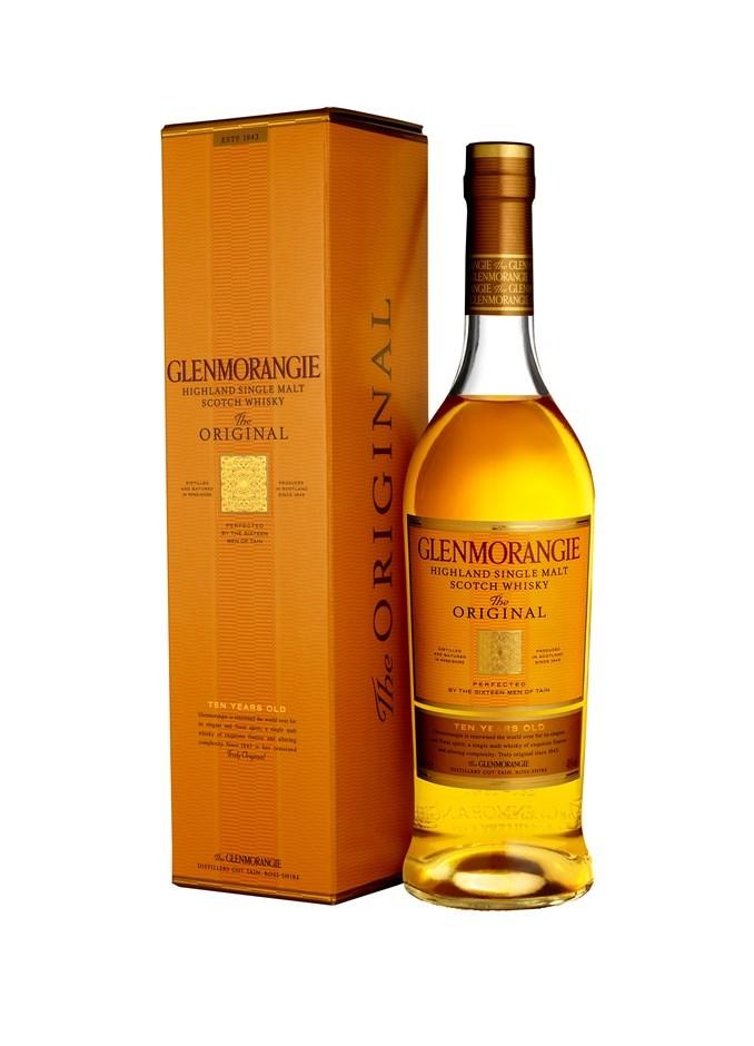 Glenmorangie `The Original` Single Malt Scotch Whisky (6 x 700mL giftboxed)