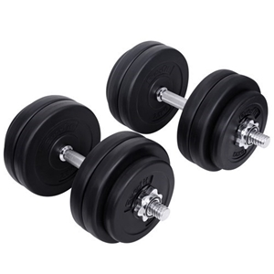 Everfit Fitness Gym Exercise Dumbbell Se