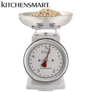 Remarkable Kitchensmart 5Kg Traditional Kitchen Scale White Download Free Architecture Designs Xoliawazosbritishbridgeorg