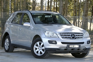 2005 mercedes benz ml350 w164 5 seater wagon auction 0001 for 2005 mercedes benz ml350 review