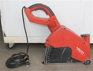 Hilti Dch Ex 300 Demolition Saw Electric Dry Cut Auction