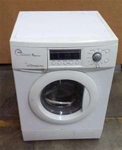 Daewoo 7kg Front Loading Washing Machine - DWD-F1222 Auction (0053