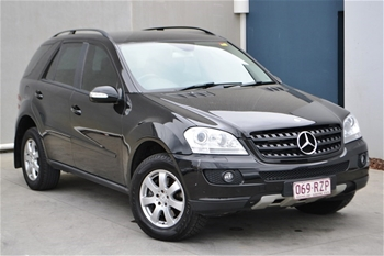 2006 mercedes benz ml 320 cdi 4wd turbo diesel. Black Bedroom Furniture Sets. Home Design Ideas