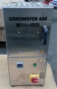 2008 Zirkon Zahn Sintering Furnace Type Zirkonofen 600