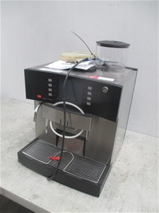 melitta bar cube 1w 1g automatic bean to cup coffee machine auction 0069 7006862 graysonline. Black Bedroom Furniture Sets. Home Design Ideas