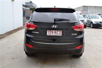 Unreserved 2010 Hyundai ix35 Highlander LM - 4WD