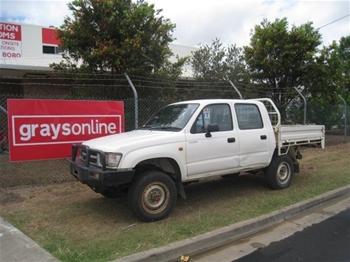 1998 Toyots Hilux