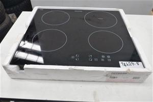 Schott Ceran 60cm Gl Induction Cooktop Auction 0073 7006449
