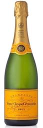 Veuve Clicquot Champagne  NV (6 x 750mL), France.