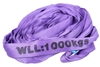Round Lifting Sling, WLL 1,000kg x 5M (With Test Cert). Buyers Note - Disco