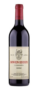 Bowen Estate Shiraz 2013 (12 x 750mL), C