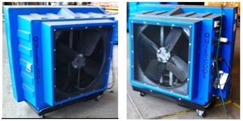 Industrial Portable Evaporative Cooler Air Conditioner
