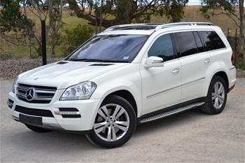 2011 Mercedes Benz Gl350 Cdi Turbo Diesel 7 Seater 53154