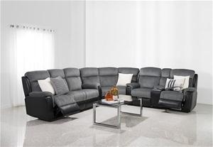 Remy Corner Suite 6 Seater Sofa With Dri