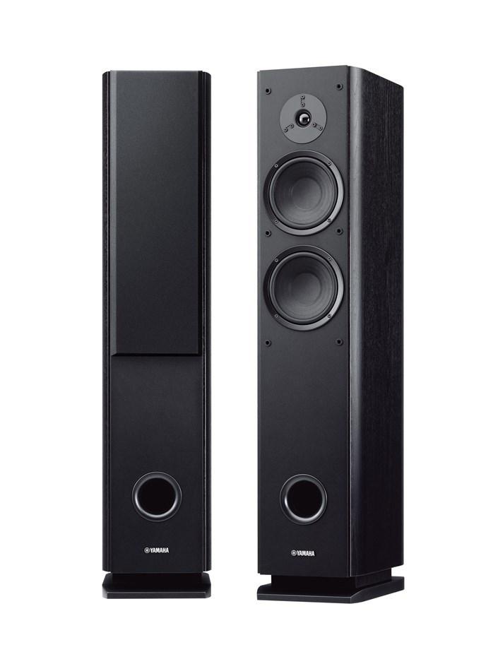 Yamaha NS-F160 2-Way Bass-Reflex Floorstanding Speakers (Pair)
