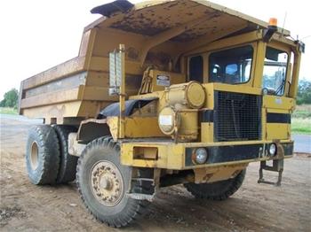 Yanmar YM1500 tractor, 2 cylinder diesel engine (eng number: 2tr15-1757), d