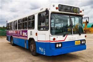 Commuter bus 10 1986 mercedes benz pcm 0305 commuter bus for Mercedes benz 0305 for sale